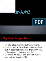 Chem Zinc PDF