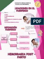 COMPLICACIONES POST PARTO.pptx