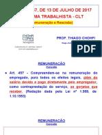 Remuneração e Rescisão trabalhista.pdf