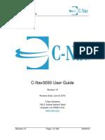 Cnav Man 017.9 (c Nav3050 User Guide)