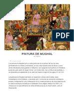 Pintura de Mughal – HiSoUR Arte Cultura Historia