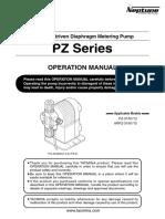 P-122 Series PZ