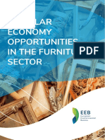 Report on the Circular Economy in the Furniture Sector