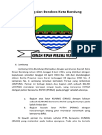 Lambang Dan Bendera Kota Bandung