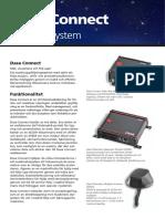 Produktblad Connect Sv