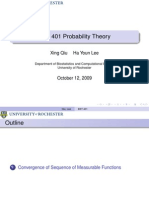 Probability Theory Presentation 11