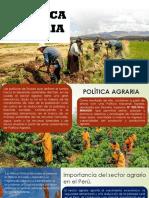 Politica Agraria