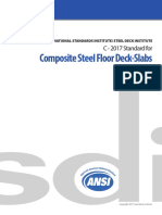 Ansi Sdi c 2017 Standard