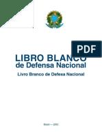 Libro Blanco Brasil (2012)