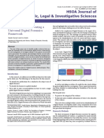 The Feasibility of Creating a Universal Digital Forensics Framework