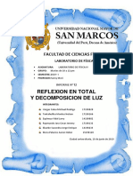 Inf 12 Descomposicion de La Luz y Reflexion Total.