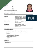 Lorena Fernandez Resume (1)