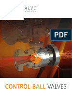 04 HIT VALVE Control Ball Valves Product Catalogue