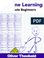 Machine learning for beginners 1-st Edition