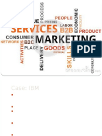 Marketing of Services (Strategies)