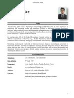 Naveed Sultan Updated CV