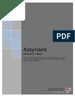 Assyrian Research