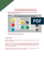 Internet of Things( IoT)