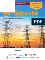 Post Show Conference Power Transmission in India 2018