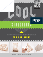(Cool Art With Math & Science) Anders Hanson-Cool Structures. Creative Activities That Make Math & Science Fun for Kids!-ABDO Publishing Company_ABDO Publishing_Checkerboard (2