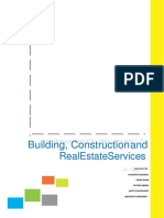 Building ,Construction and Real Estate Services