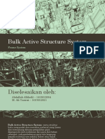 Bulk Active Structure System - Frame System