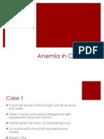 Anemai Case Series
