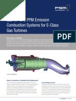 PSM LEC III CombustSystem EClass