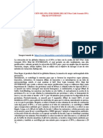 Informe de Extracción Del Dna Por Medio Del Kit Pure Link Genomic Dna Mini Kit Invitrogen