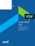 [AAMI Technical Information Report 45_2012]  - Guidance on the use of AGILE practices in the development of medical device software (2012, Association for the Advancement of Medical Instrumentation).pdf