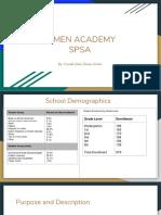 x-men academy spsa