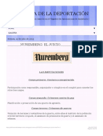 BIBLIOTECA DE LA DEPORTACIÓN_ ______NUREMBERG_ EL JUICIO_____ 1