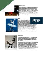7 dances