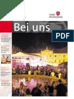 Stadt Regensburg - Bei uns, Ausgabe 212 - Juli 2019