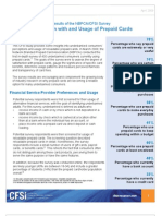 CSFI Prepaid Research