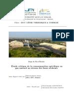 Rapport séchage OCP