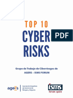 Riesgos Ciber risk