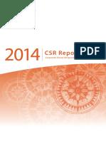Toshiba CSR Report