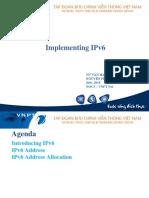IPv6 Training -  Ly Thuyet IPv6