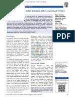 Indian journal orthopedics