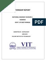 Kolkata Internship Report Chetna Bisht