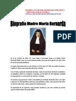 SANTA MARIA BERNARDA UNA MUJER APASIONADA POR DIOS[1].doc