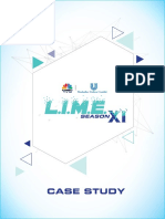 Lime Case Study