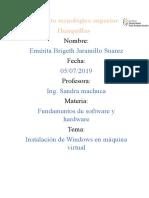 Window Maquina Virtual
