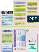 16. Folder Informativo Sobre Cirurgia Segura - HULW