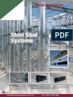 DesignManual Vol31 Steel Stud