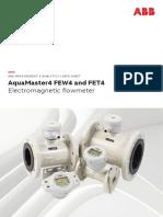 ABB Electromagnetic flowmeters