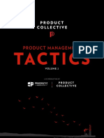 Product Management TACTICS Volume 2