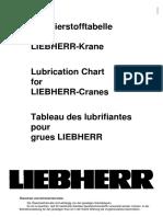 Liebherr Krane