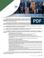 A relevância da revisão das partes 1 e 3 da norma ABNT  NBR 14.653